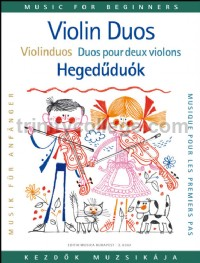 Violin Duos for Beginners for 2 violins