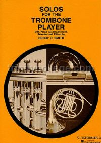 Solos for the Trombone Player (bass clef)