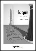 Eclogue for Clarinet & Piano