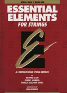 Allen, Gillespie & Haye - Essential Elements 2000 for Strings: Book