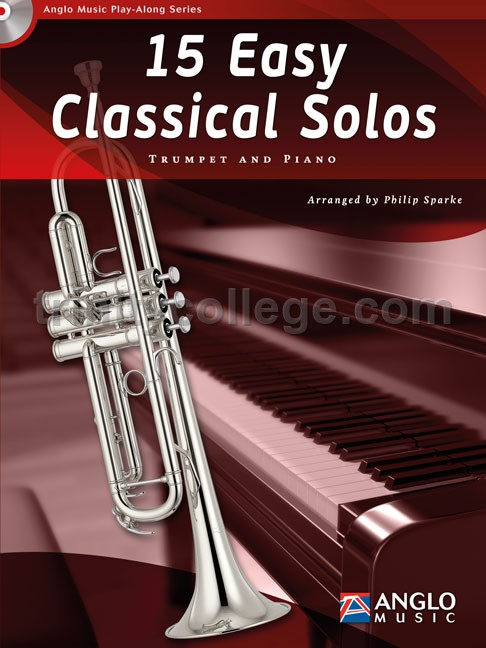 Various - 15 Easy Classical Solos for Trumpet (+ CD)