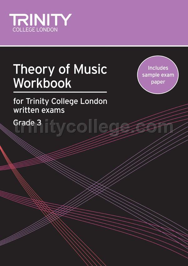 Romance Book Cover Keyboard : Theory workbook grade trinity college london